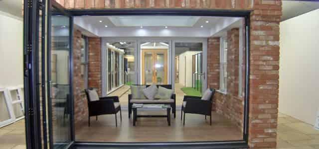 Aluminium Bi-Fold Doors Buckinghamshire