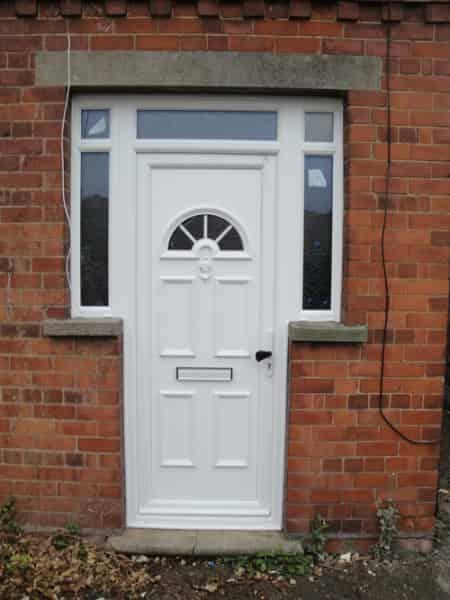 front doors milton keynes